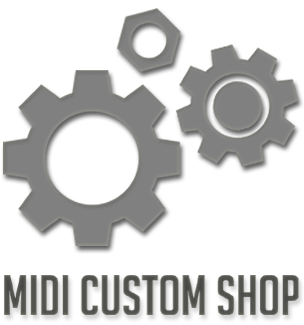 MIDI Custom Shop logo